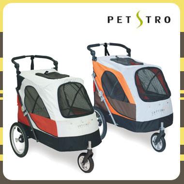 《沛德奧Petstro》非洲越野系列2代 寵物推車-701GX