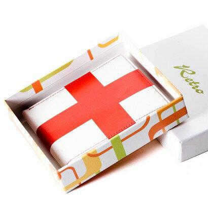 Golunski England Bi-Fold Leather Wallet 0