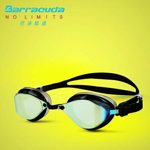 美國巴洛酷達Barracuda成人競技抗UV防霧泳鏡-FENIX#72710 1