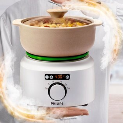 PHILIPS 飛利浦 HR2210 煲湯氣鍋  汽鍋醇湯煲