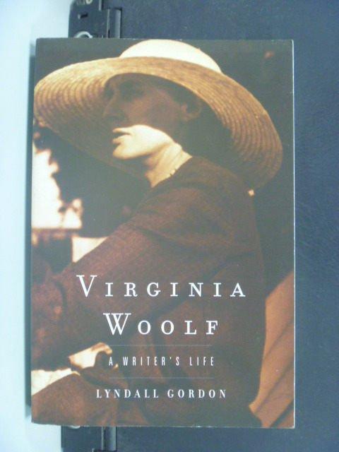~書寶 書T7/原文小說_GJV~Virginia Woolf_Gordon Lyndal