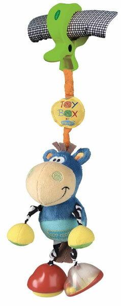 『121婦嬰用品館』Playgro 叮噹小馬吊飾玩具 0