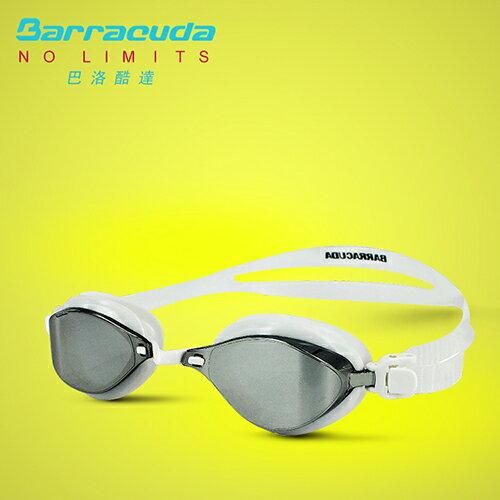 美國巴洛酷達Barracuda成人競技抗UV防霧泳鏡-FENIX#72710 0