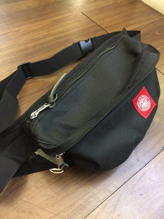 BEETLE PLUS 西門町經銷 全新 美國品牌 OBEY REVOLT RED SLING BAG 紅標 人臉 黑 基本 素面 小包 腰包 斜背包 掛包 100010079BLK OB-385 1