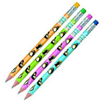 【文具通】SIMBALION 雄獅 2B學齡前用三角鉛筆 A1110254