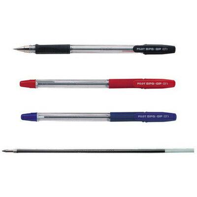 【文具通】PILOT 百樂 BPS-GP-EF 舒寫筆 0.5 紅 A1300212