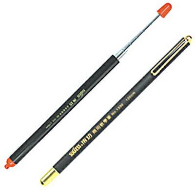 【文具通】Kadon 高等 1315B 螢光超級簡報棒 指揮筆 伸出長125cm、收回24cm A1330029