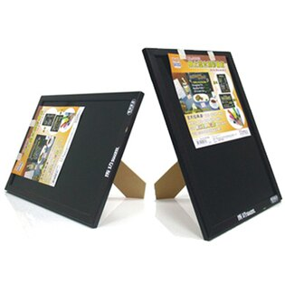 【文具通】成功鏡面黑板A3桌上型01003 A2010229