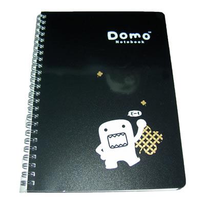 【文具通】DOMO星空25K PP雙圈活頁筆記DO-09005 A3011215
