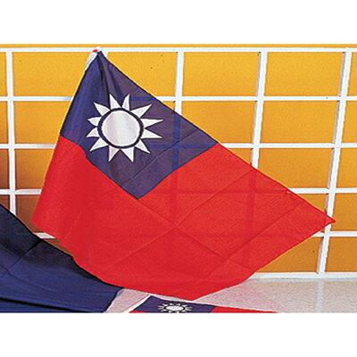 【文具通】正5號 中華民國 國旗 旗面 約64x96cm 尼龍 C1010027