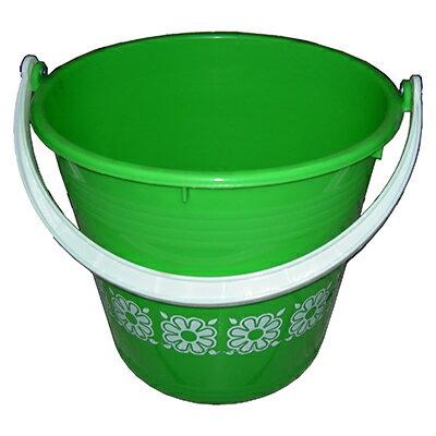 【文具通】塑膠特大花水桶直徑32x30cm高 DH000004