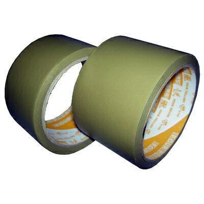 【文具通】四維 鹿頭 PVC布紋膠帶 48mm x12m E1030007