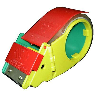 【文具通】新冠 優仕 老人 2吋 安全塑膠切割台/膠帶台/封箱切割器 適用膠帶寬48mm 不含膠帶 F2010114 F2010114