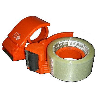 【文具通】高級 2吋 塑膠切割台/膠帶台/封箱切割器 適用膠帶寬48mm 不含膠帶 F2010141 F2010141