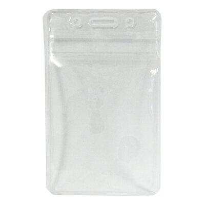 【文具通】LM 亮美 防水證件套 小直式 8.6x6.2cm F6010597