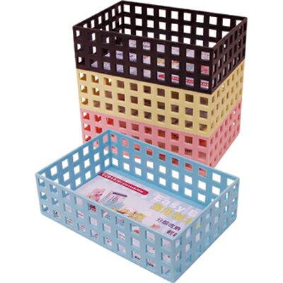 【文具通】C1013積木盒[小]14x10.5x6.5cm K4050199