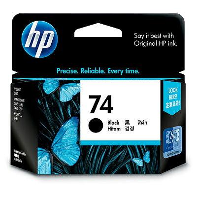 【文具通】HP CB335WA 墨水匣NO.74[黑] R1010452