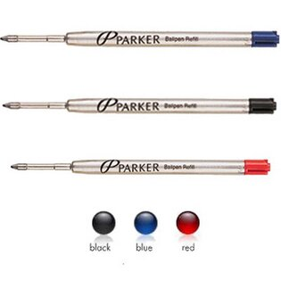 【文具通】PARKER 派克 原子筆芯 藍 F 0.8 S1010022