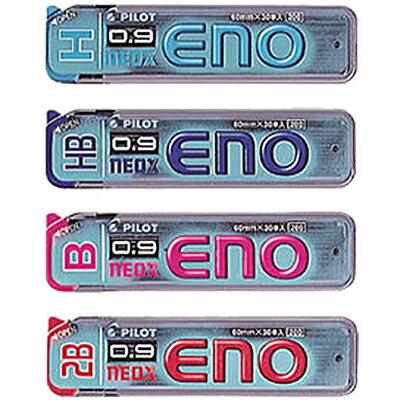 【文具通】PILOT 百樂PLRF-9E ENO 2B自動鉛筆芯0.9mm30入 S1010588