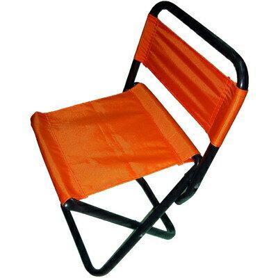 【文具通】靠背式 帆布 童軍椅 帆布顏色介於黃或橘色系 對顏色顏色有要求者請勿購買 W7010001