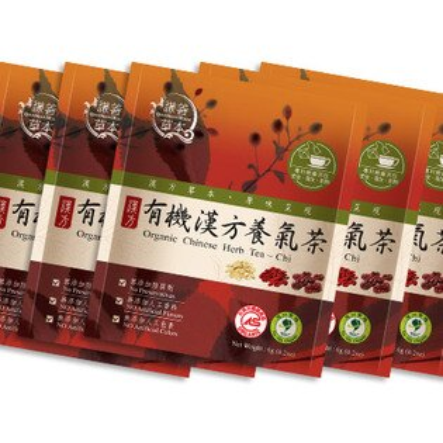 謙善草本 有機漢方養氣茶隨手包 5包