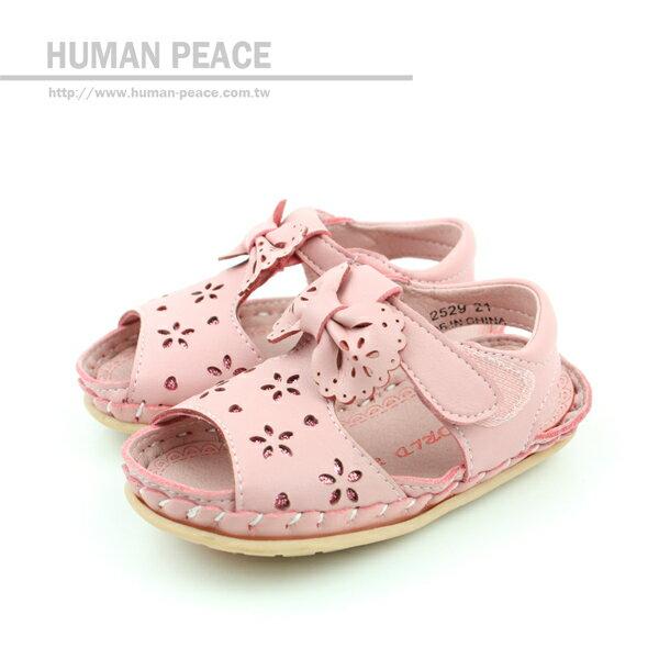 涼鞋 粉 小童 no486 ~  好康折扣