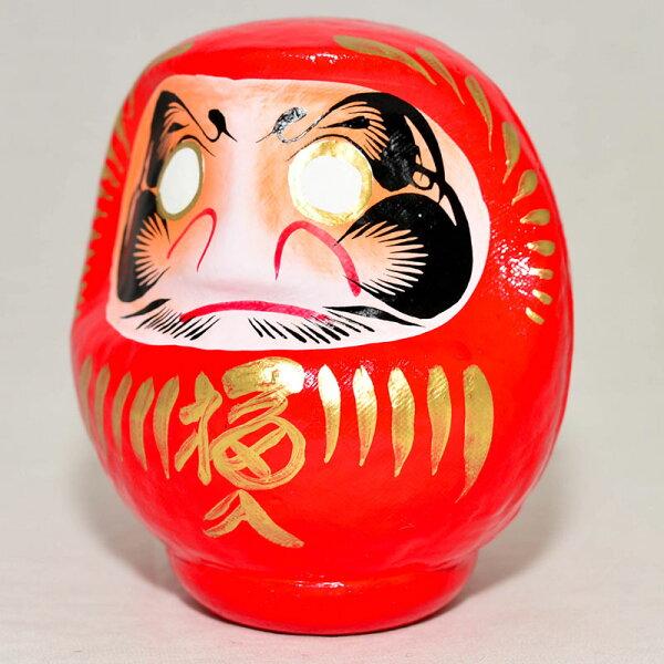 日本製 心願成就 開運 彩繪 達摩 福神 不倒翁 群馬縣高崎生產
