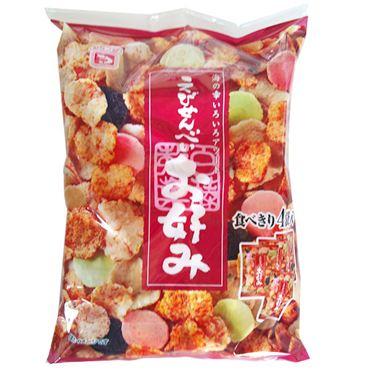 白藤4袋蝦餅 100g 0