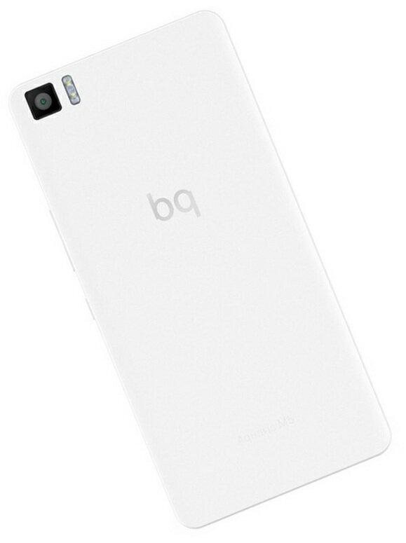 BQ AQUARIS M5 4G 16GB - 3GB RAM BLANCO 3