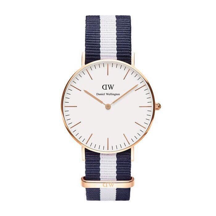 【Daniel Wellington】DW手錶CLASSIC GLASGOW 36MM(免費贈送另一組表帶) 1
