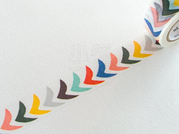 *小徑文化*日本和紙膠帶 MT x 皆川明 - bird grande . Mix ( MTMINA27 )
