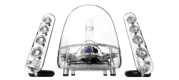 Harman kardon SoundSticks Wireless水母藍牙喇叭◆(平行輸入)