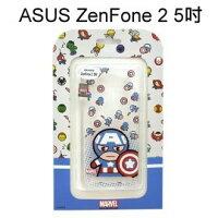 美國隊長周邊商品推薦復仇者聯盟Q版透明軟殼 [美國隊長] ASUS ZenFone 2 ZE500CL Z00D (5吋)【正版授權】