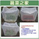 【蔬菜之家013-A11】小型居家網室配件組(含32目防蟲網、綠竹、魔帶4條)