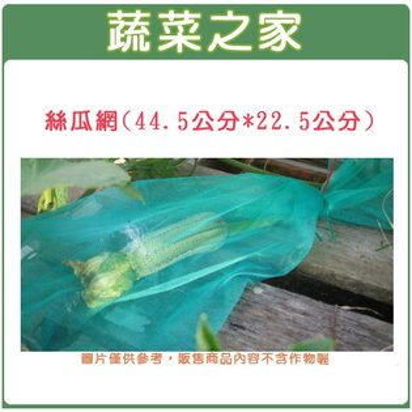 【蔬菜之家】010-A02絲瓜網(44.5公分*22.5公分)