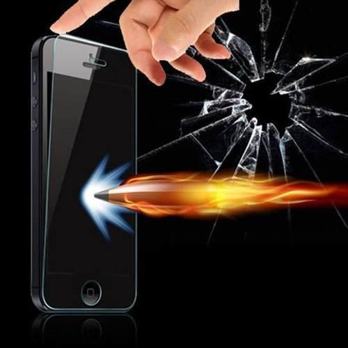 Cristal protector Templado iPhone 5 - 5C - 5S 0