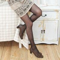 凱蒂貓週邊商品推薦到Meinas美娜斯 小豆豆Hello Kitty褲襪黑