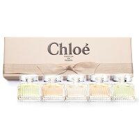 聖誕節禮物推薦到Chloe 經典同名女性淡香水 小香禮盒5入組第二代(5ml*5) -