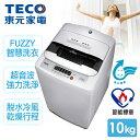 東元 TECO 10kg晶鑽內槽超音波單槽洗衣機/W1028UN-