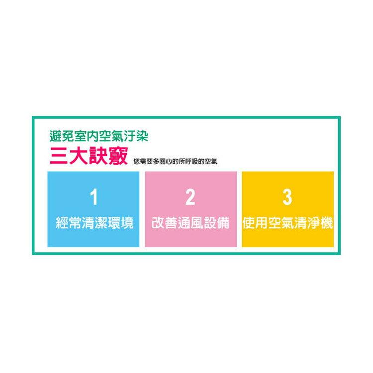 【3M】靜音款空氣清淨機專用濾網(CHIMSPD-00UCF-2) 3