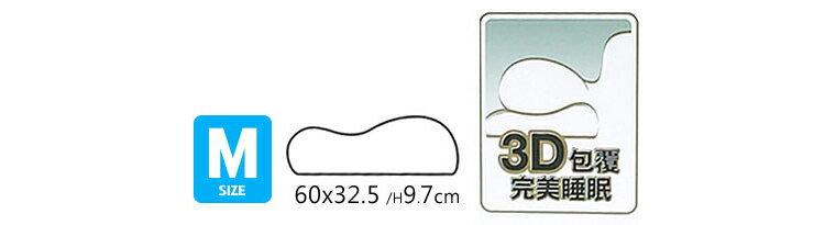 3M Filtrete 防蹣記憶枕心--機能型M尺寸 1