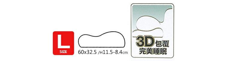 3M Filtrete 防蹣記憶枕心--機能型L尺寸 1