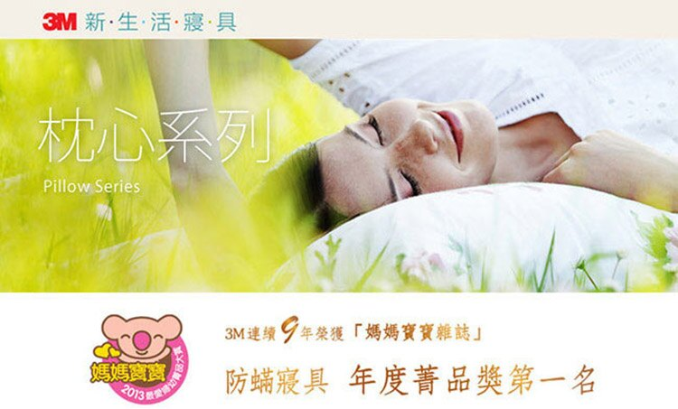 3M Filtrete 健康防蹣枕(標準對枕) 超值2入組 3M-7100006044  - 2