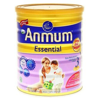 Promo Makanan dan Minuman Rakuten - anmum essential 3 vanila 750gr