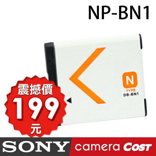 【199爆殺電池】SONY NP-BN1 副廠電池 一年保固 14天新品不良換新 - 限時優惠好康折扣