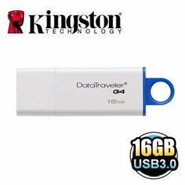 Kingston 金士頓 DataTraveler G4 16GB 隨身碟 (DTIG4/16GB)