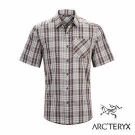 Arc'teryx Arc'teryx 短袖快乾襯衫 男 海港灰 13487