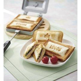 桃源戶外 LOGOS 楓格三明治烤盤 81062239 |烤土司|烤麵包 非snowpeak 非coleman (原台中秀山莊)