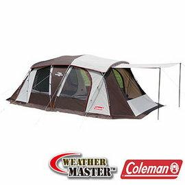 Coleman 氣候達人2-ROOM COACH 露營帳篷4-5人 CM-22111|四人帳|六人帳|露營用品