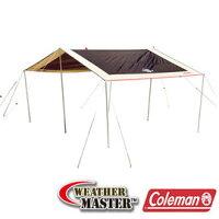 新手露營用品推薦到Coleman 氣候達人 可套接式方形天幕 CM-2861J 露營|帳篷